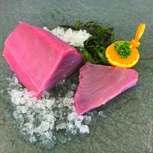Sashimi Grade Tuna Steak