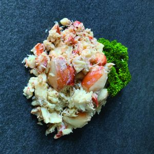 Premium Hand Picked Pasteurised White Crab Meat (454g/1lb)