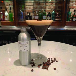 smiths espresso martini