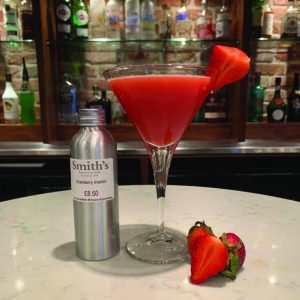 smiths strawberry martini