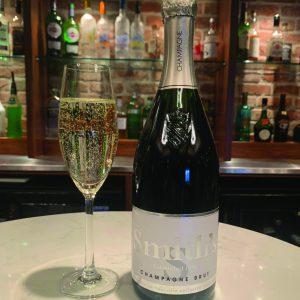 smiths white champagne